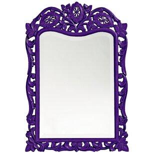 Purple Mirrors You'll | Wayfair on