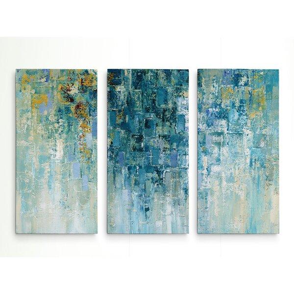 George Oliver I Love The Rain Acrylic Painting Print