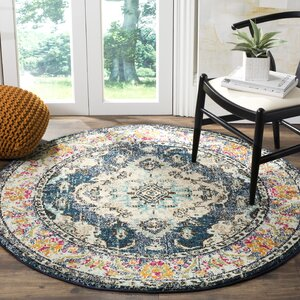 Newburyport Navy/Light Blue Area Rug