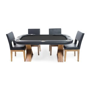 Helmsley 8 Piece Dining Set by BBO Poker