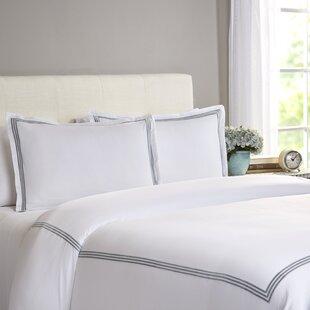 100% Cotton Duvet Cover Sets You\'ll Love | Wayfair
