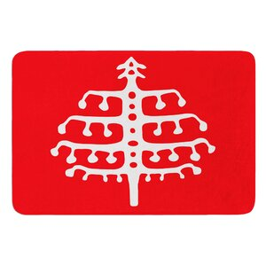 Deco Tree by Miranda Mol Bath Mat