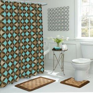 Amazing Avatar Shower Curtain Set