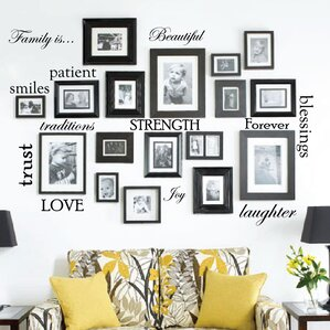 Wall Decals Youll Love Wayfair - Custom vinyl wall decals canada   how to remove