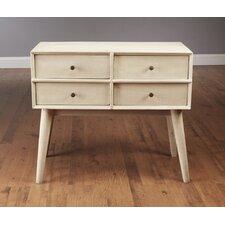 Mid Century Style 4 Drawer Dresser