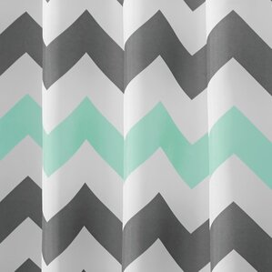 Chevron Shower Curtains Youll Love Wayfair