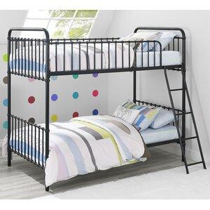 novogratz berkshire twin bunk bed - Bunk Beds Metal Frame