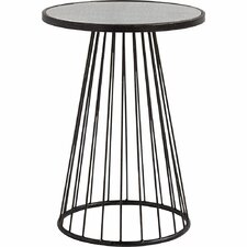 Platane Round End Table