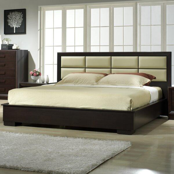 brayden studio brentry upholstered platform bed frame reviews wayfair - Upholstered Platform Bed Frame