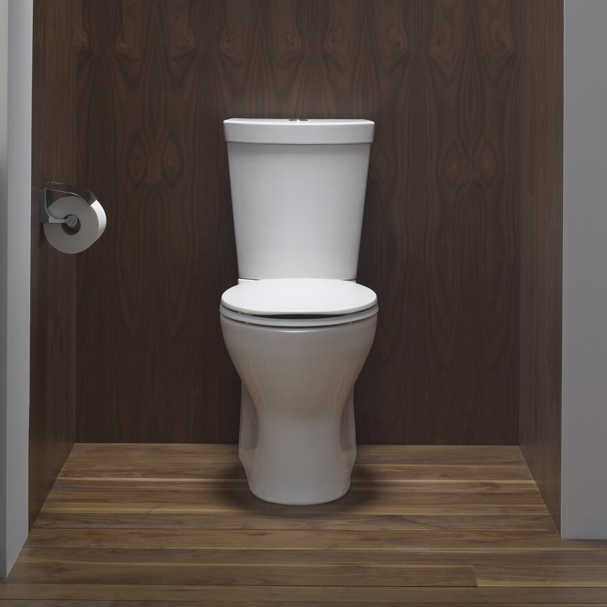 Kohler Persuade Skirted Two Piece Elongated Dual Flush