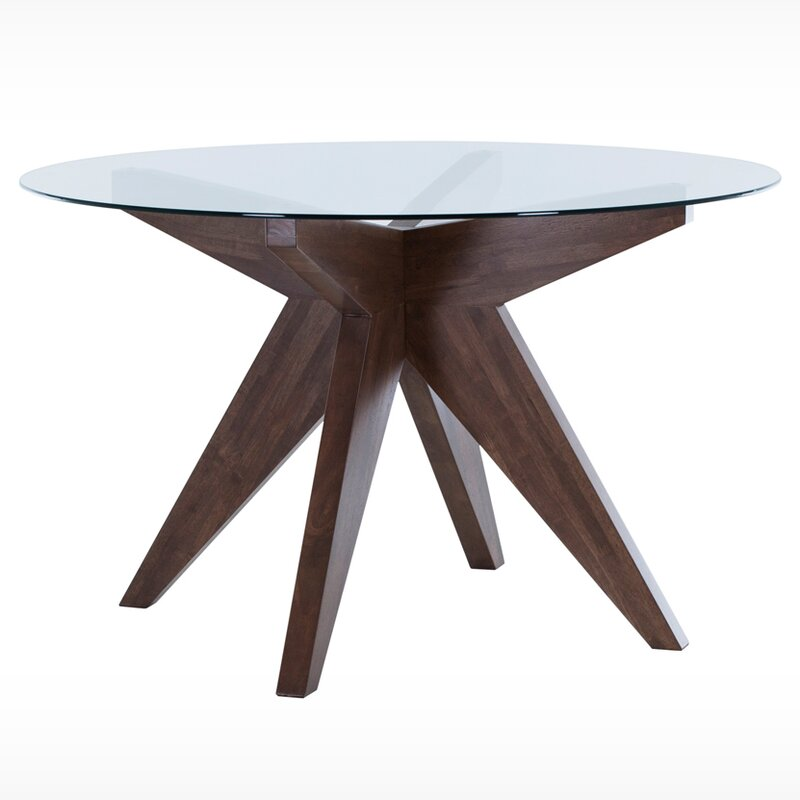 Eq3 husk dining table reviews wayfair for Transmutation table 85 items