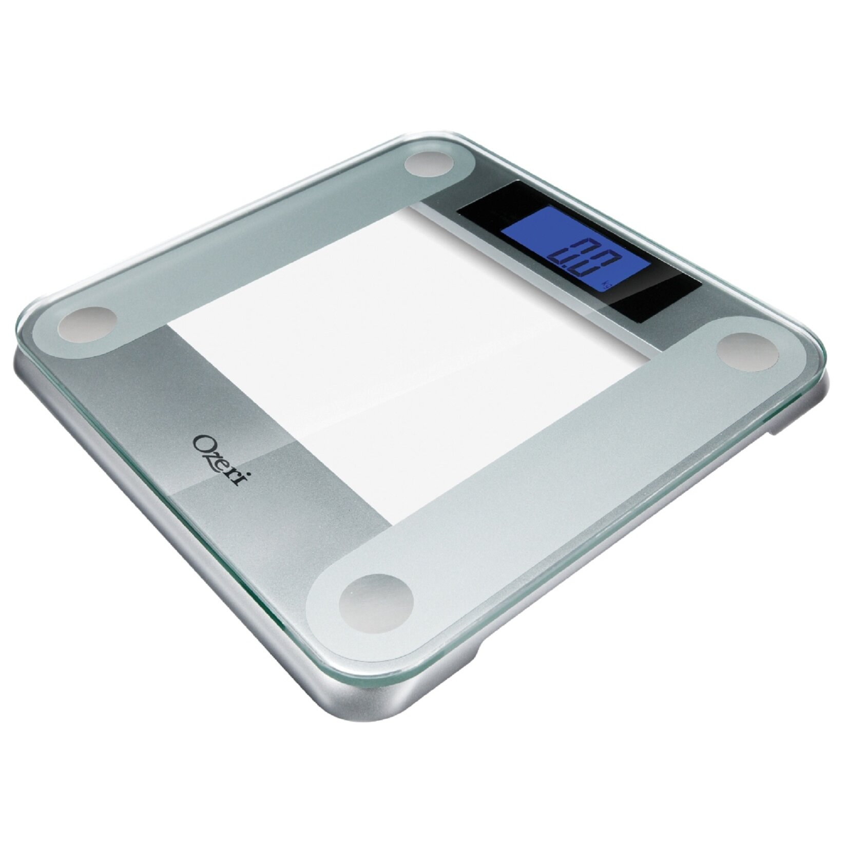 Digital Bathroom Scales For Sale: Ozeri Precision II Digital Bathroom Scale (440 Lbs