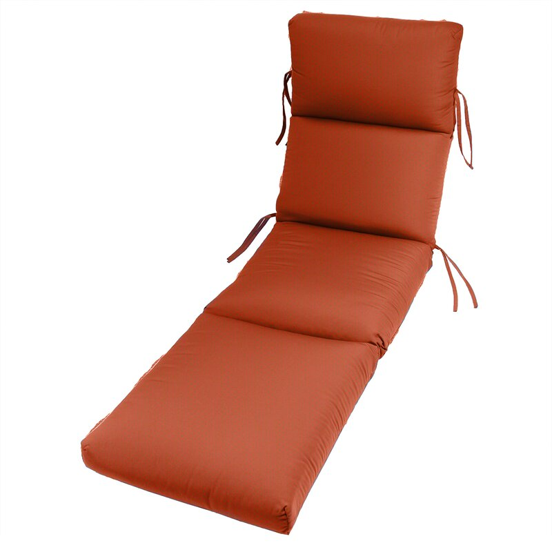 Outdoor Chaise Cushions Youu0027ll Love | Wayfair