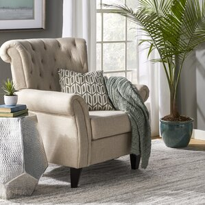 Find The Best Accent Chairs   Wayfair Jaymee Armchair. Accent Chair For Living Room. Home Design Ideas