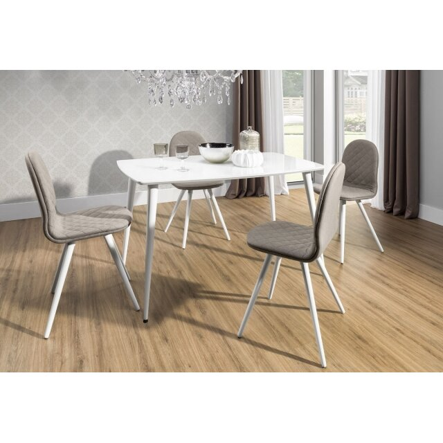 German Furniture Dining Table German Cherry Wood Extendable