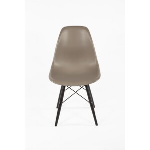 Mid-Century Solid Wood Dining Chair by Stilnovo