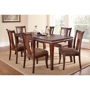 Grange 7 Piece Dining Set by Red Barrel Studio