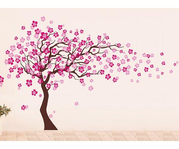 Exceptional Pop Decors Cherry Blossom Tree Wall Decal U0026 Reviews | Wayfair Part 13
