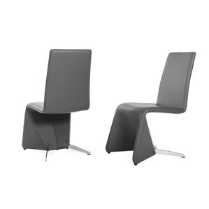 Clower 2 Piece Parsons Chair (Set of 2) b..
