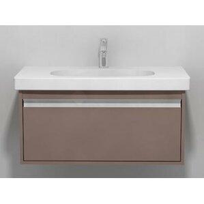 Bathroom Vanities Wall Mounted duravit bathroom vanities you'll love | wayfair