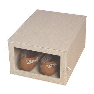Loft Arrow Drop Front Shoe Storage Box