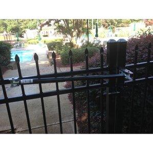 TB200 Hydraulic Gate Closer by Lockey USA