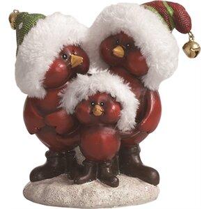 Holiday Hat Bird Family