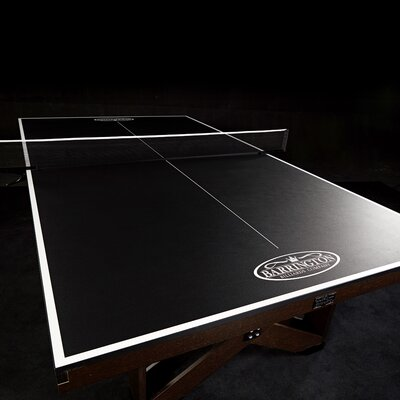 Fremont Official Size Indoor Table Tennis Table
