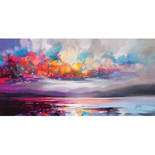 U0027Stratocumulusu0027 By Scott Naismith Painting Print On Canvas