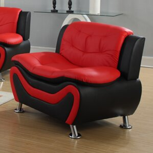 Fiorina Slipper Chair by Living In Style