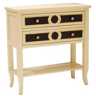 Etonnant Heirloom Antique White 2 Drawer Accent Chest