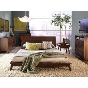 walnut bedroom set. Catalina Platform Configurable Bedroom Set Walnut Sets You ll Love  Wayfair