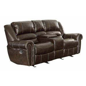 Medici Reclining Sofa by A..