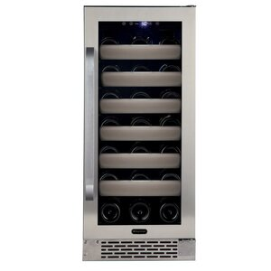 33 Bottle Elite Series Single Zone Convertible Wine Cooler