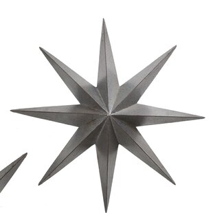 Metal Star Wall Décor
