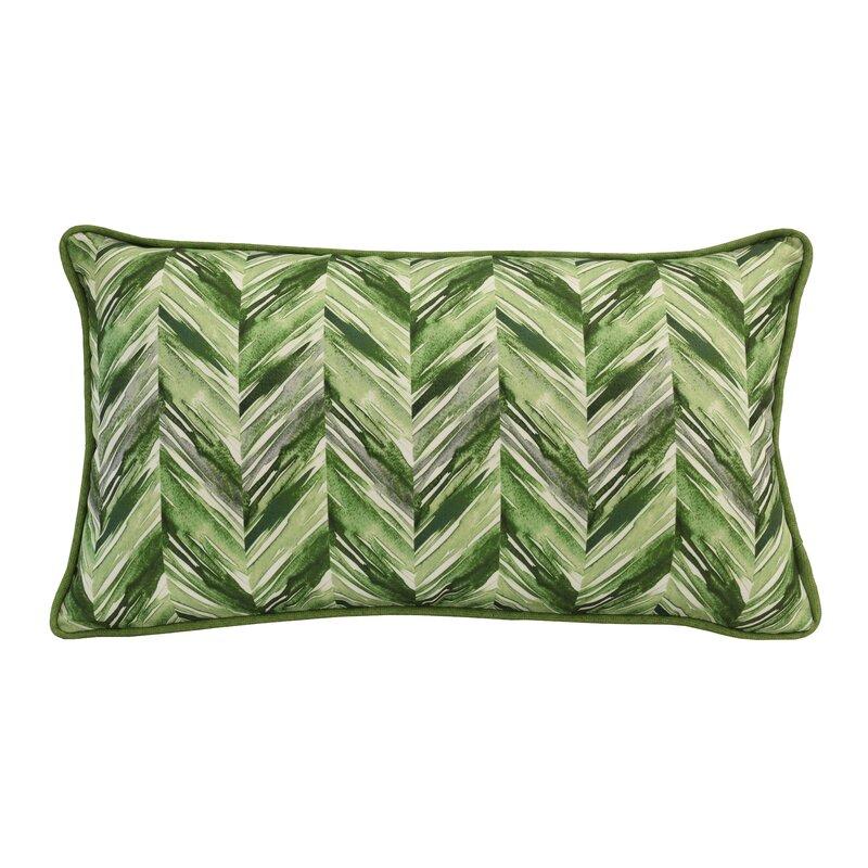 Bay Isle Home Hopkinton IndoorOutdoor Decorative Lumbar Pillow Interesting Decorative Outdoor Lumbar Pillows