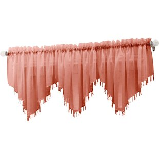 Charmant Pink Valances U0026 Kitchen Curtains Youu0027ll Love | Wayfair