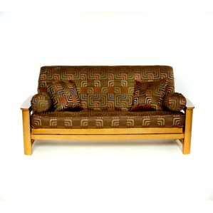 Osmosis Box Cushion Futon Slipcover by Lifes..