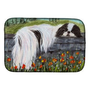 Japanese Chin Dish Drying Mat