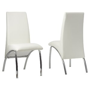 Lidia Side Chair (Set of 2) by Wade Logan