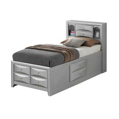 Silver Beds You Ll Love Wayfair