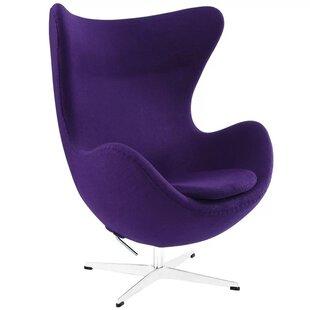 Charmant Purple Swivel Chairs | Wayfair