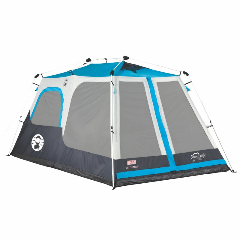 Instant Tent 8  sc 1 st  Wayfair & Coleman Instant Tent 8 u0026 Reviews | Wayfair