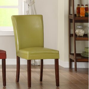 Belvedere Parsons Chair (Set of 2) by Woo..