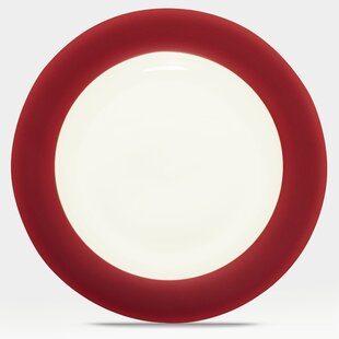 Colorwave 11  Rim Dinner Plate  sc 1 st  Wayfair : purple dinner plates - pezcame.com