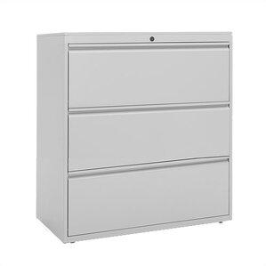 Drawer Filing Cabinets Youll Love Wayfair - 3 drawer black file cabinet