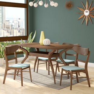Charmant Patterson 5 Piece Dining Set
