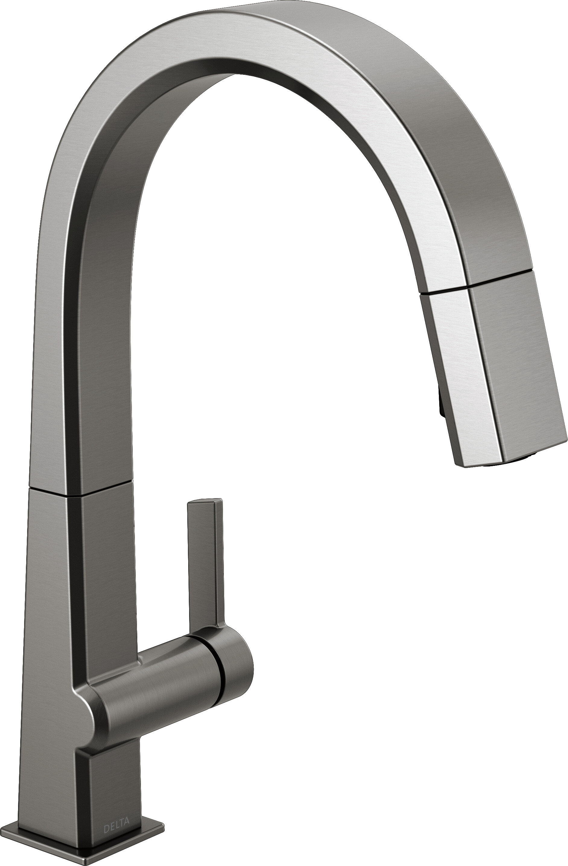 Black Stainless Kitchen Faucet Wayfair