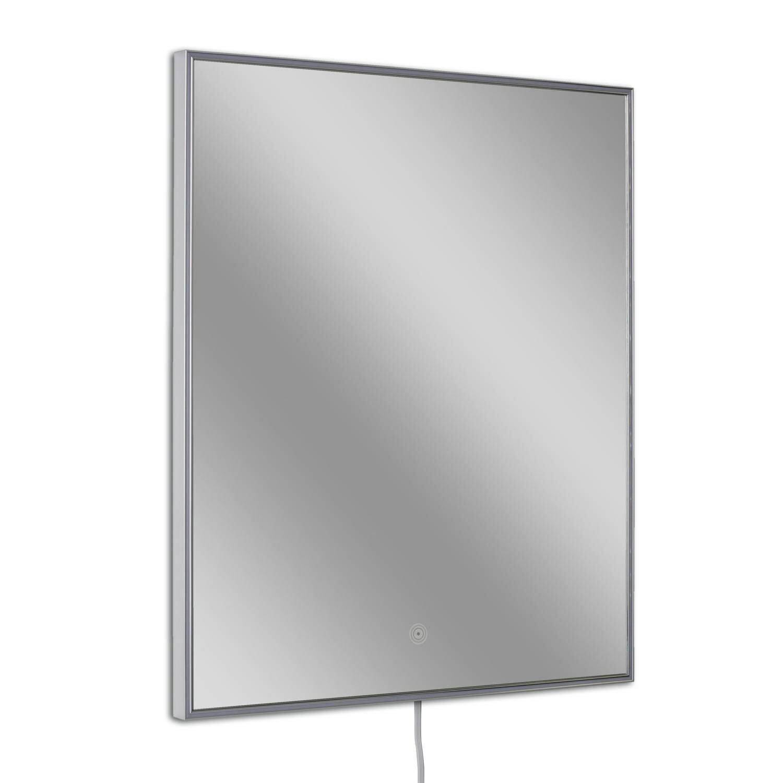 Symple Stuff Rectangle LED Bathroom/Vanity Wall Mirror & Reviews ...
