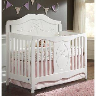 Princess 4-in-1 Convertible Crib & Princess Crib Canopies | Wayfair